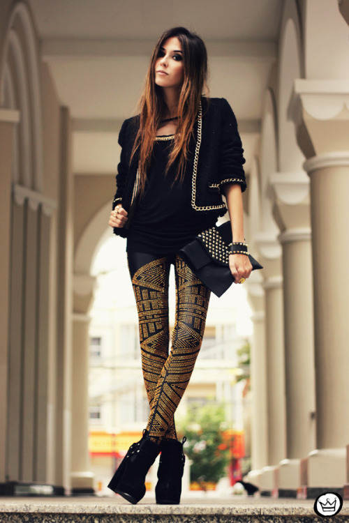 what-id-wear:  (original : Fashion Coolture )