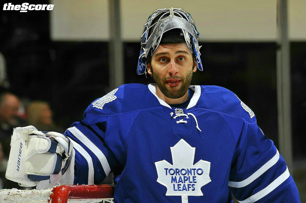 Pic: Does Bobby Lu look good in Toronto blue & white?