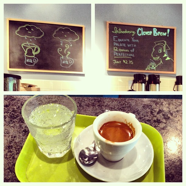 Costa spro//Burundi clever  (at Coffee Hound)