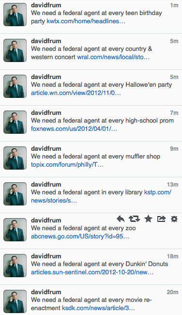 @davidfrum pointing out how ridiculous it is to suggest federal agents at schools.