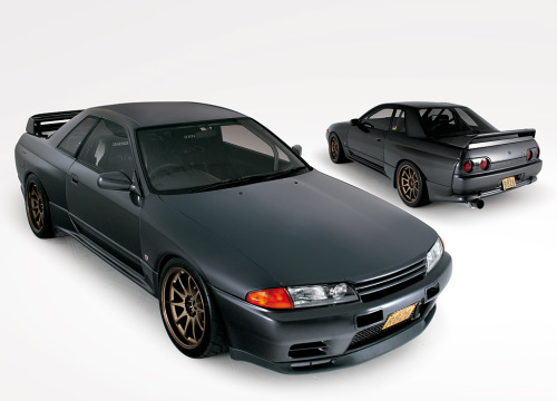 speednstyle:  justin Fox's R32 GT-R  Mr Justin Fox is kind of a big deal in the Australian modified car scene. Serial forum starter,…  View Post