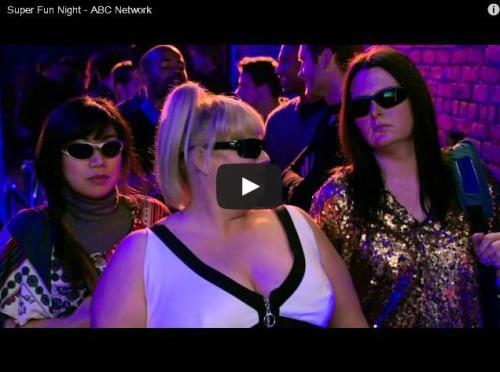 I Like Rebel Wilson, But Her New Show Super Fun Night Looks Meh