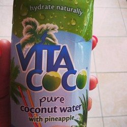 Hydration #coconutwater #pineapple #healthy #hydrate #natural