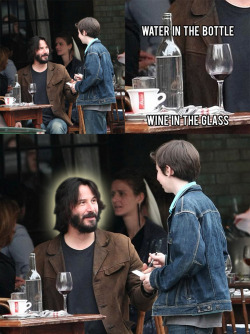 Keanu is Jesus!