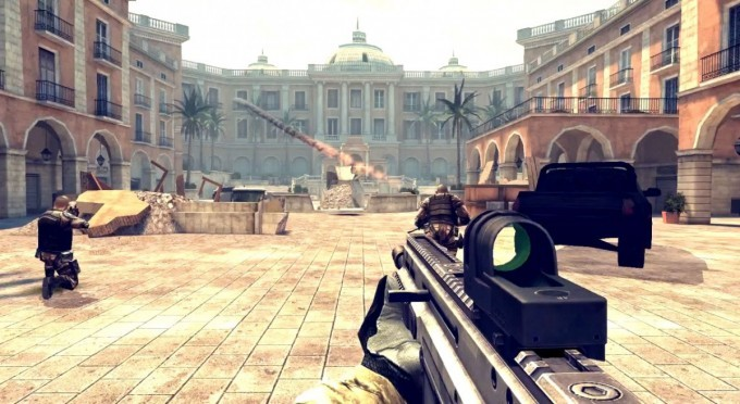 fps games on iphone