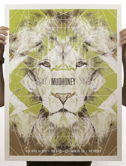 (via OMG Posters! » Archive » Two New Concert Posters by Anonymous Ink & Idea)