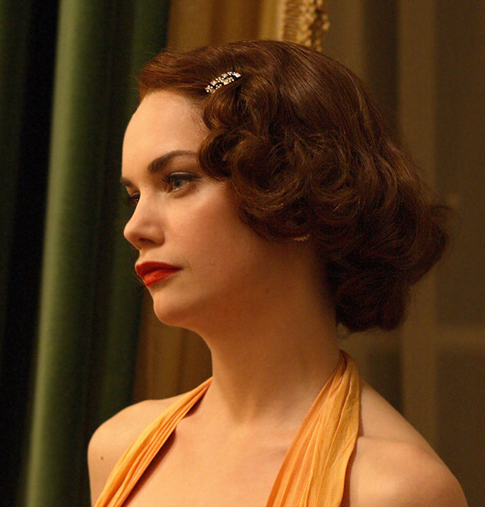 Ruth Wilson in Capturing Mary