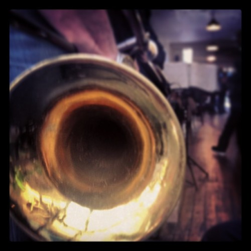 #horn #sanfrancisco  (at Cafe International)