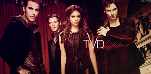 TVD:Addiction | via Facebook on @weheartit.com - http://whrt.it/ZrVl8i