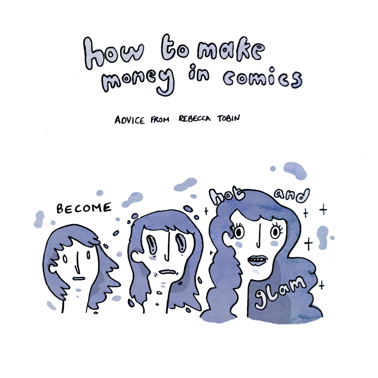 beccaandthebox:  Advice about comics inspired by conversations on twitter