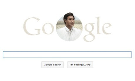 "Miracle of miracles, on Sunday, Google honored Cesar Chavez with a doodle and nobody freaked out about it.   Haha, APRIL FOOLS. Of course the angersphere went nuts, with outrage neatly divided between people who thought Google was honoring Hugo Chavez and people who thought celebrating a Christian activist who advocated for the poor was a WAR ON EASTER.   Case in point, Michelle Malkin's Twitchy, which showed that once you start confusing President Obama with Stalin, it's hard to keep anything else straight: ""Correction, 7:12 am ET: Of course, it's Cesar Chavez, not Hugo. Headline has been fixed!""    But the anger still rises!"
