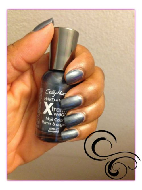 Sally Hansen Xtreme Wear #310 Gunmetal