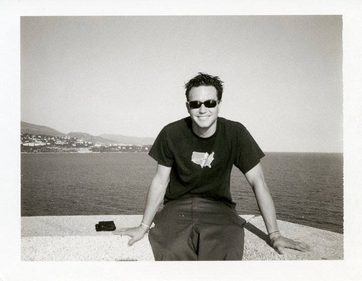 Mark Hoppus (blink-182).