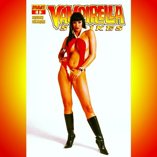 #Vampirella Strikes! #Comics #Vampire #Horror