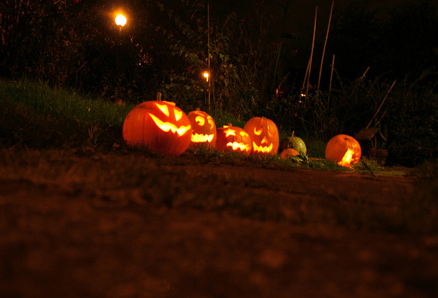 enchanting-autumn:  jack-o-lanterns 2012 by Scorpions and Centaurs on Flickr.