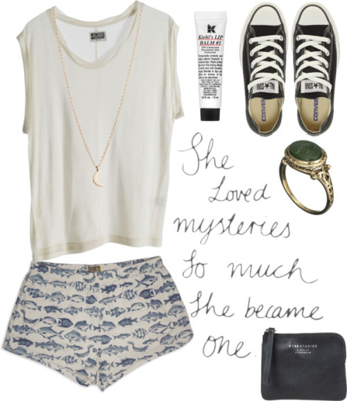 No. 20 by eva-perrott-murphy featuring converse sneakers