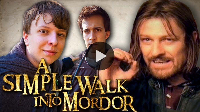 The conclusion of A Simple Walk Into Mordor is here! In the finale, our hobbits attempt to take a shortcut through private property as they make their way to Mount Doom. WATCH NOW ON BLIP: Episode 4 - Finale
