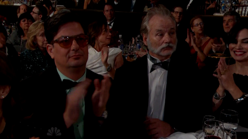 Important Bill Murray mustache update.