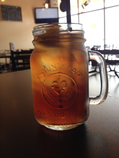 Sweet Tea! Source: Zacapatista 2013
