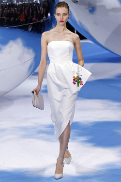 giveme-givenchy:  Christian Dior Autumn/Winter 2013-14 Ready-To-Wear