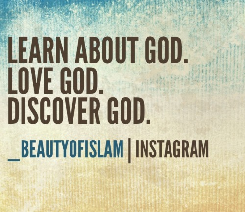 follow us on instagram: _beautyofislam