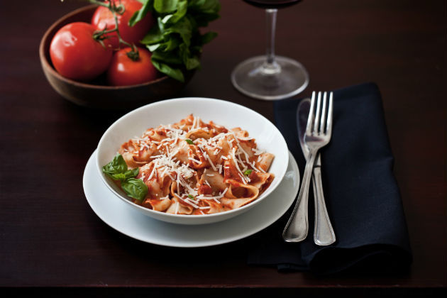 Healthy Pasta Sauce Recipe: Guilt-Free Turkey Bolognese Men's Fitness - Sports, Fitness, Health, Nutrition, Style and Sex