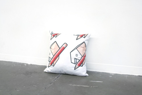 Throw Pillow for the Modern Google Sketchup Artist, 2013 Pillow ✌✌✌✌