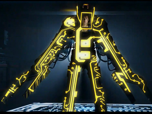 Aliens meets Tron in this short entry for the Ain't It Cool News Butt-Numb-A-Thon contest: Tronitize your favorite movie scene.