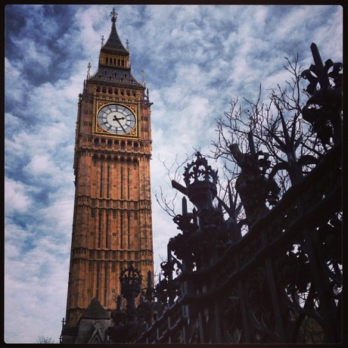 Big Ben. 🇬🇧❤ #london #love #travel #england #bigben #landmark