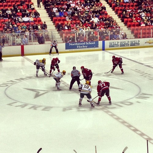 Clarkson vs. St. Lawrence (at Lake Placid Olympic Center)