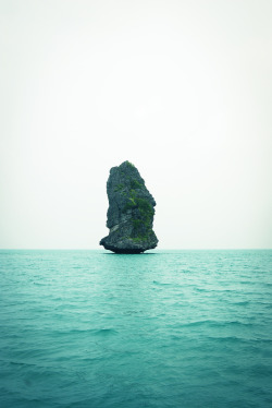 touchdisky:  Ang Thong National Park,Thailand by re.mo