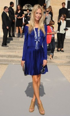 Street Style - Poppy Delevingne Source: LLC