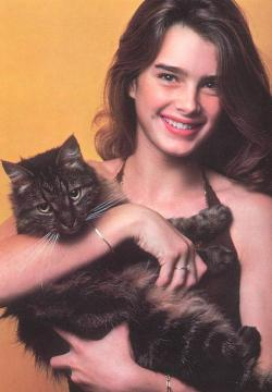 aine91:  Brooke Shields