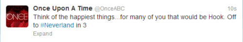 Never say that Once Upon a Time doesn't know its fandom.