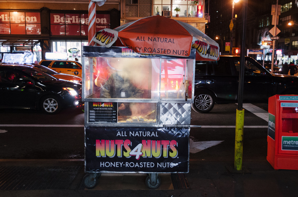 Nuts4Nuts  Flatiron District, Manhattan