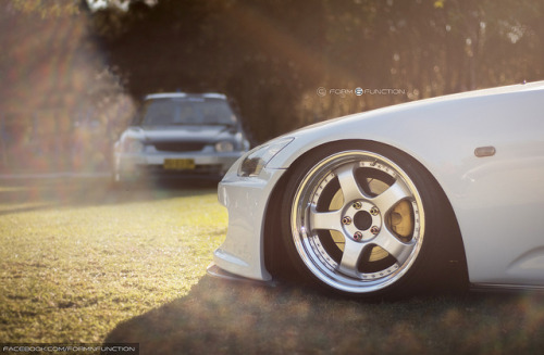 theautobible:  Clean Stance by Form & Function. on Flickr. THeAutoBible.Com
