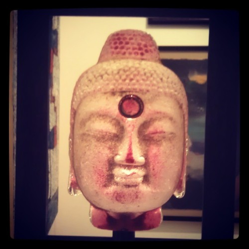 #Buddha #sculpture #art (at Affordable Art Fair 2013)