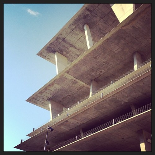Concrete #repetition x Herzog+DeMeurom (at 1111 Lincoln Road)