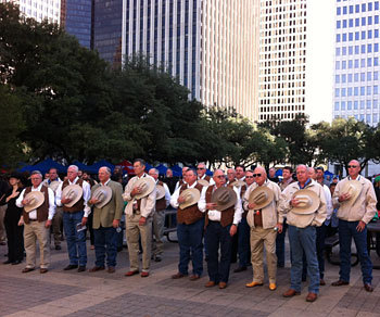 kuhfnews:  (via City Kicks Off 81st Houston Rodeo, Announces 'Go Texan Day')