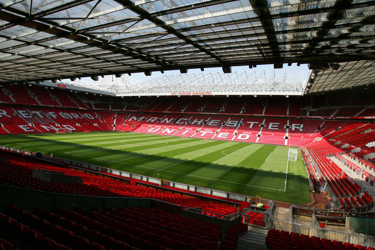 Old Trafford, 2011. Source: GenevaLunch