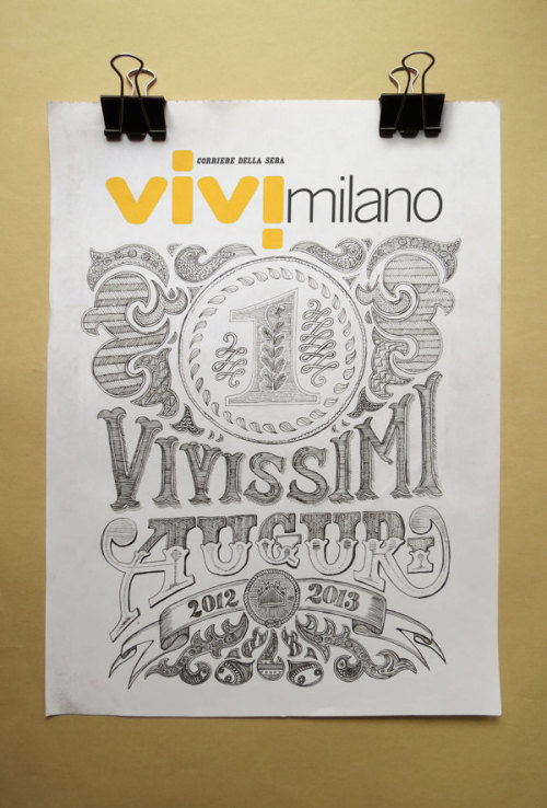 visualgraphic:  Vivimilano by Jacopo Atzori