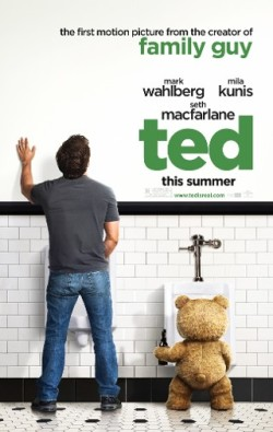 I'm watching Ted                        Check-in to               Ted on GetGlue.com