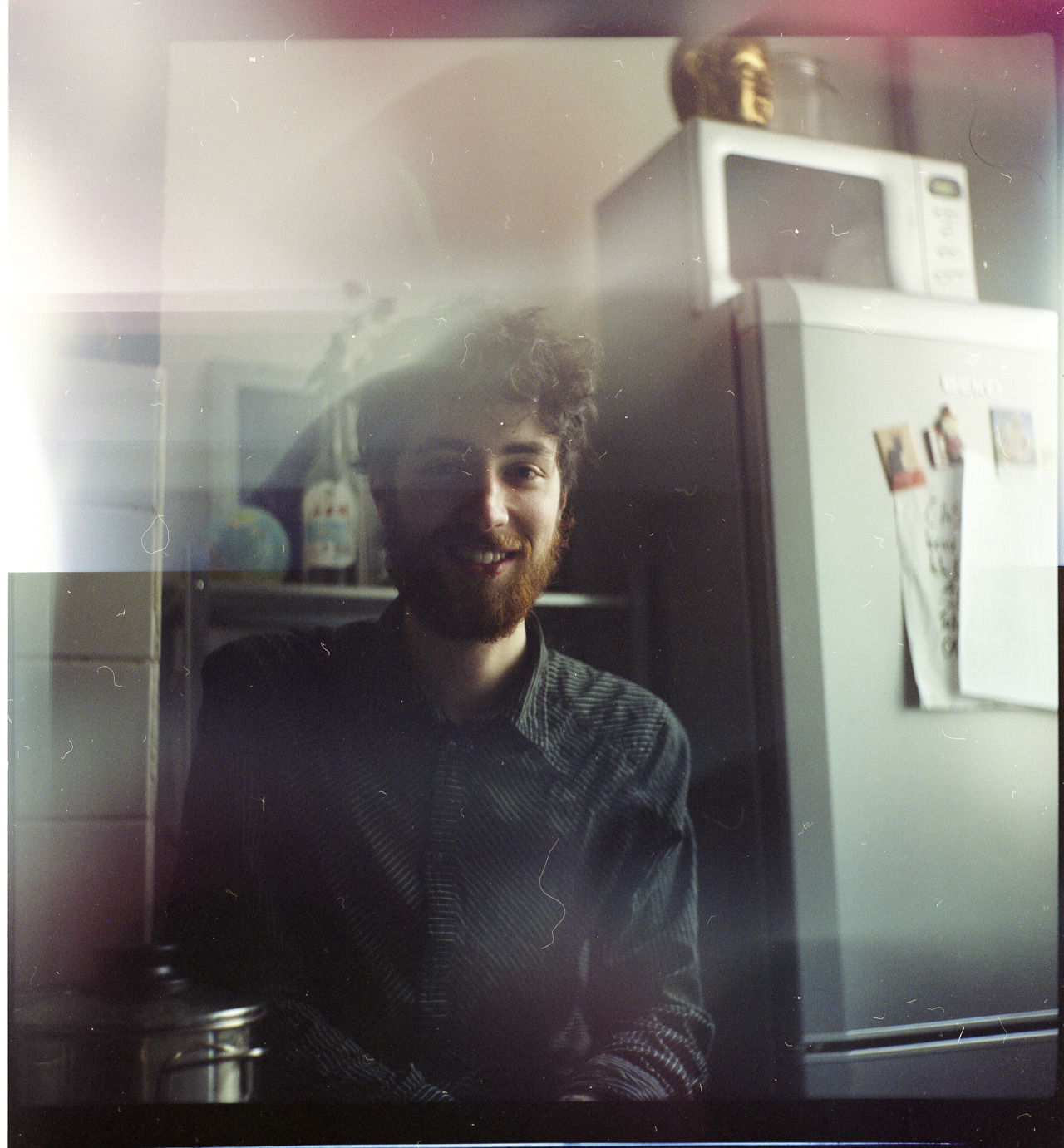 Luke Langille / Light Leak