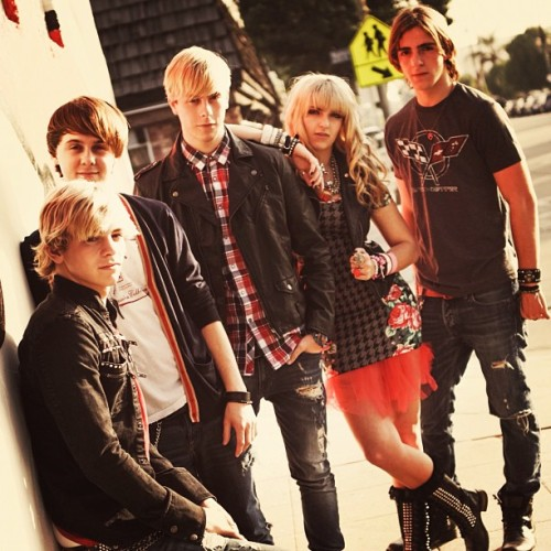 princessrydel:  Favourite Pictures of Rydel+ the boys