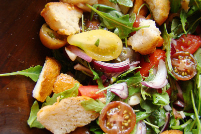 Panzanella on Flickr.yum