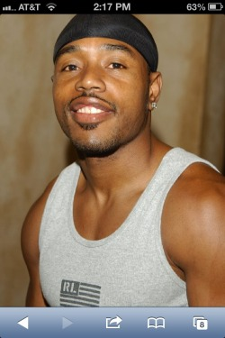 "Tyrin Turner ""Caine"" from Menace II Society! Goooooodd GAWD!"