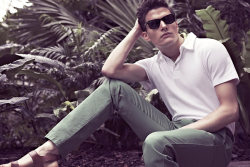mensfashionworld:  Reiss S/S 2013 Back to Nature lookbook