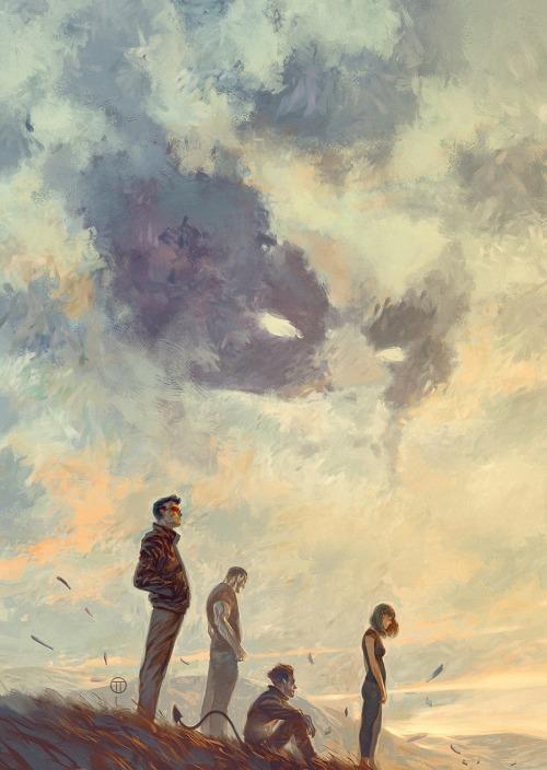amazingxmen:  Death of Wolverine: Life after Logan variant