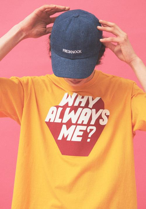 freiknock korean fashion korean brand korean clothes korean model brand aesthetic graphic tee korea exo