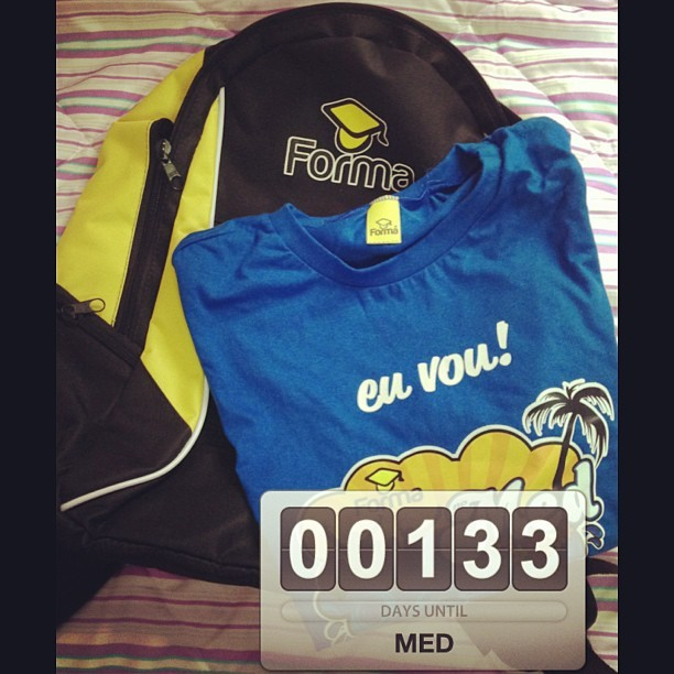 VEEEEEEM MED! #formaturismo #formanomed #euvoupromed #clubmed 😍😍😍🙏